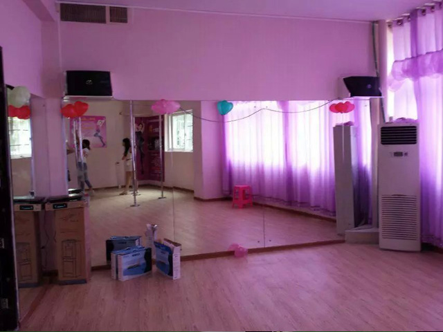 广州舞蹈培训室音响案例